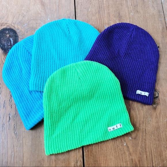 Colorful Collection of Neff Beanies. M 5b380dfaf63eea6f30ed5812 96fa97e90f0